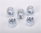 Factory SS304 316 Round head Self clinching PEM rivet nut
