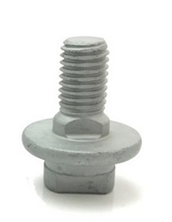 Rectangular Round Head Shoulder Bolt