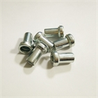 Stainless steel Rivet nuts with flat head