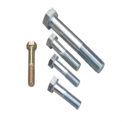 Hex bolts ISO4014
