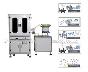 Rod/Stud Optical Sorting Machine