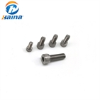 High Qutity Stainless Steel DIN912  Cap Screws