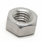 din934 metric stainless steel plain hex nuts