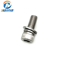 china manufacturer stainless steel din912 hex socket cap head screw