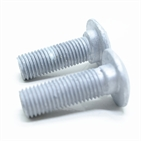 DIN 603  HDG Carriage Bolt