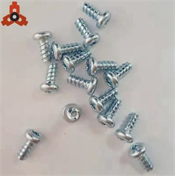 Non-standard Pan Head Torx Self Taping Screws 7#-19x8