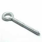 Carbon Steel Zinc Plated Welded Eye Screw