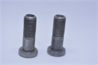 Q235 plain special round head hollow bolts