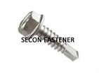 roofing screws hexagon head roofing screws for metal zinc plated