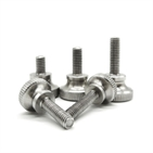 sus 304 knurled thumb screw