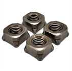 DIN928A square weld nuts