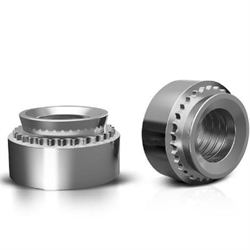 stainless steel self clinching nut cls-m2.5-m10