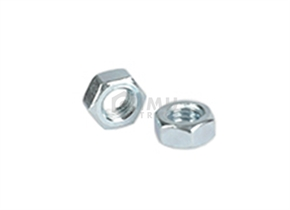 hex nut zinc plated