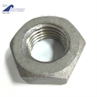 Class 12.9 high strength hex nuts with alloy steel