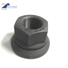 construction machinery and equipment high strength flange nuts phosphate