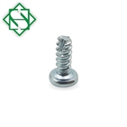 Carbon Steel Pan Head Self Tapping Screw With Cut End