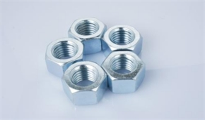 high quality carbon steel zinc plated din934 hex nut