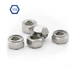 SUS304 Hex Lock Nut (METAL WASHER LOCK NUT) DIN980M