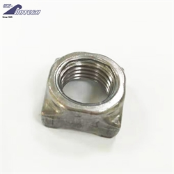 DIN 929 stainless Steel Plain Metric Hex Welding Nuts