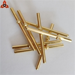 china factory supply cold forging brass part