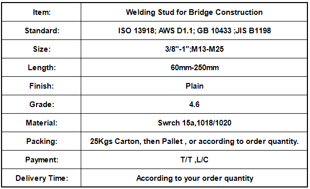 Welding Stud for Bridge Construction.png