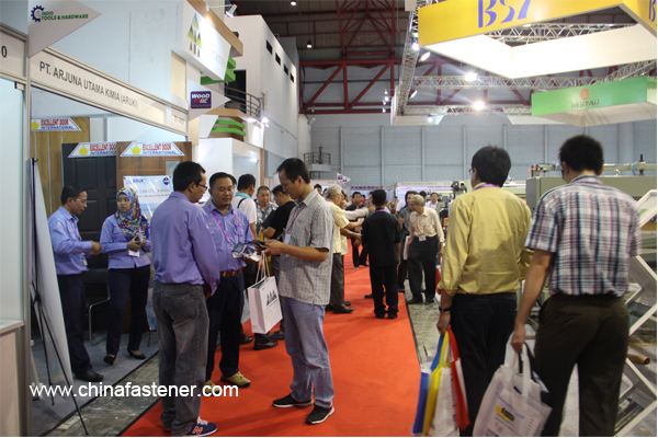 IndoFastener 2017 ended with a success on Sep. 30th