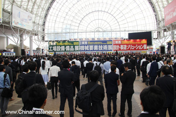 The 3-day exhibition, M-Tech Osaka attracted numerous visitors, and ended successfully