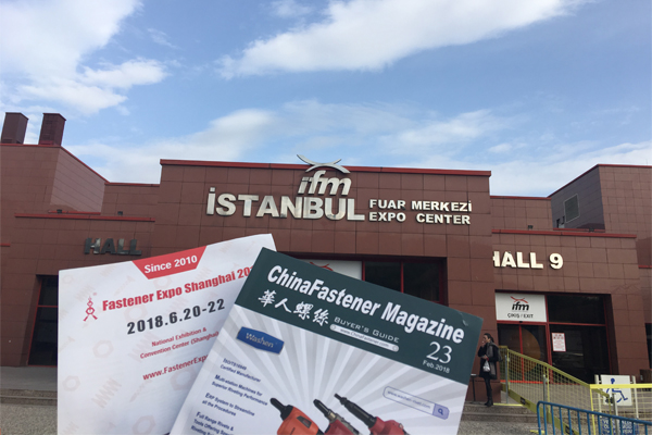 Fastener Fair Turkey 2018 wrapped up on Mar. 3