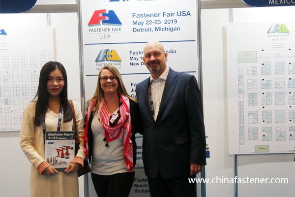 Fastener Fair USA 2018 Opened with a Success
