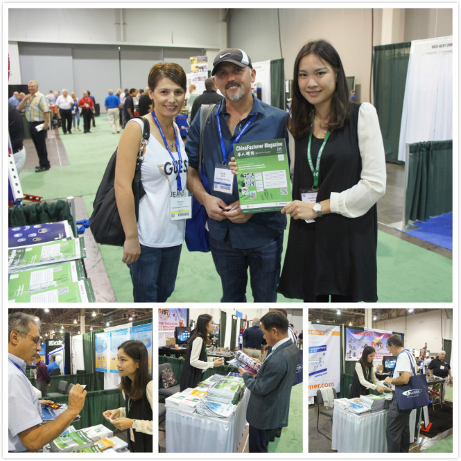 Fastener Companies Gathers in  National Industrial Fastener & Mill Supply Expo