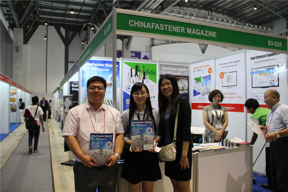 CFM Witnessed the Opening of Indo Fastener 2015