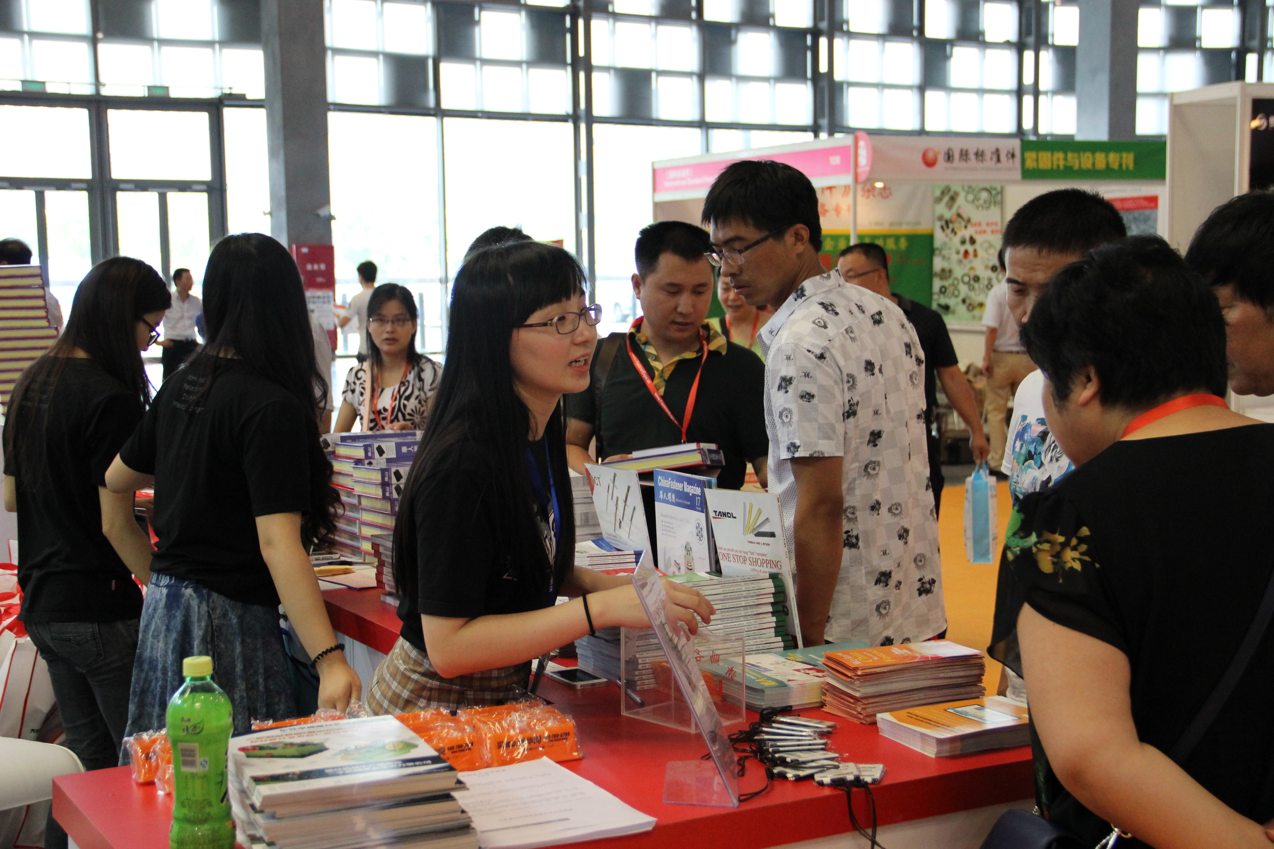 2015 Fastener Expo Shanghai Successfully Ended