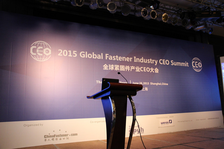 2nd Fastener CEO Summit: Build Our Future